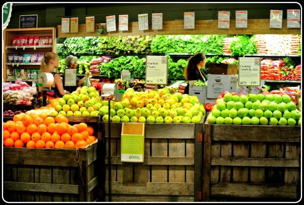 WFM grönsaker