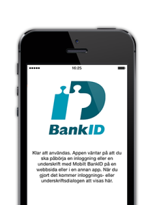 BankID mobil